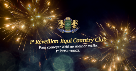 1º Réveillon Jiqui Country Club